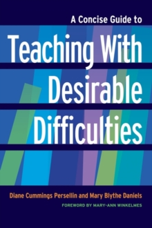 A Concise Guide to Teaching With Desirable Difficulties, Hardback Book