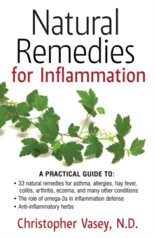 Natural Remedies for Inflammation, Paperback / softback Book