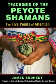 Teachings of the Peyote Shamans : The Five Points of Attention, Paperback / softback Book