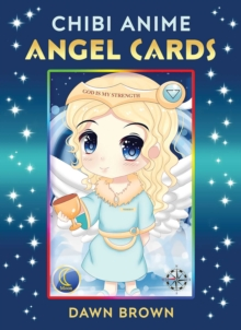Chibi Anime Angel Cards, Mixed media product Book