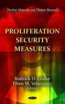 Proliferation Security Measures, Hardback Book