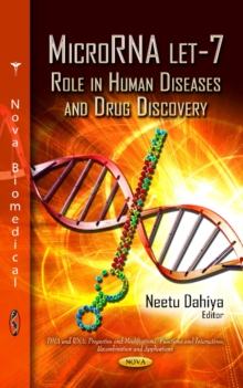 MicroRNA Let-7 : Role in Human Diseases & Drug Discovery, Hardback Book