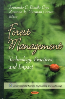 Forest Management : Technology, Practices & Impact, Hardback Book