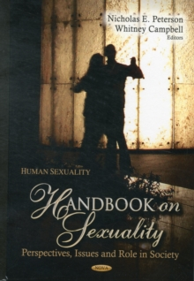 Handbook on Sexuality : Perspectives, Issues & Role in Society, Hardback Book