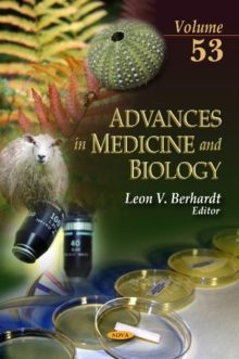 Advances in Medicine & Biology : Volume 70, Hardback Book