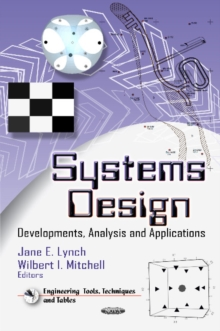 Systems Design : Developments, Analysis & Applications, Hardback Book