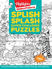 Splish Splash, Paperback / softback Book