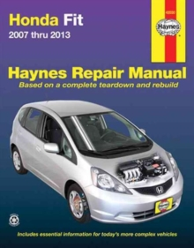 Honda Fit, Paperback / softback Book