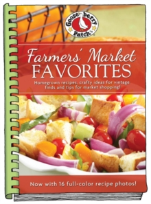 Farmers Market Favorites with Photos, Hardback Book
