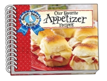Our Favorite Appetizer Recipes with Photo Cover, Spiral bound Book