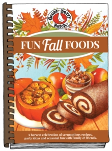 Fun Fall Foods, Hardback Book