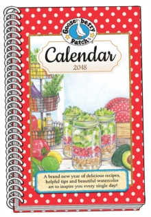 2018 Gooseberry Patch Appointment Calendar, Calendar Book