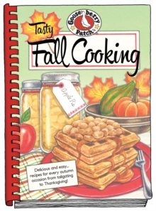Tasty Fall Cooking, Hardback Book