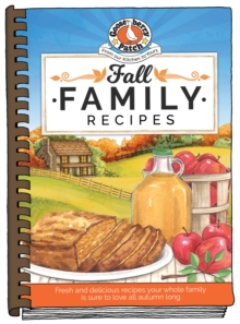 Fall Family Recipes, Hardback Book