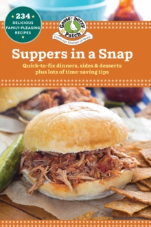 Suppers in a Snap, Paperback / softback Book