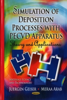 Simulation of Deposition Processes with PECVD Apparatus, Hardback Book