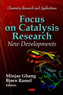 Focus on Catalysis Research : New Developments, Hardback Book