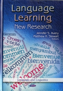 Language Learning : New Research, Hardback Book