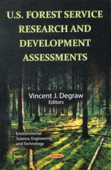 U.S. Forest Service Research & Development Assessments, Paperback Book