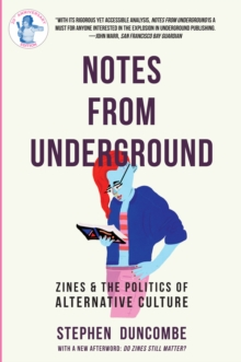 Notes From Underground, Paperback / softback Book