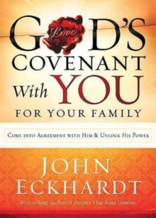 God's Covenant with You for Your Family, Paperback / softback Book