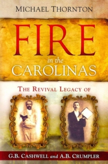 FIRE IN THE CAROLINAS, Paperback Book