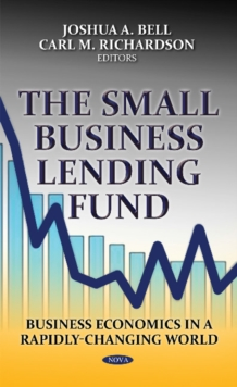 Small Business Lending Fund, Hardback Book