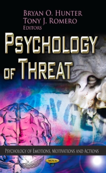 Psychology of Threat, Hardback Book