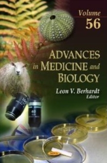 Advances in Medicine & Biology : Volume 56, Hardback Book