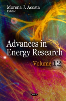 Advances in Energy Research : Volume 12, Hardback Book