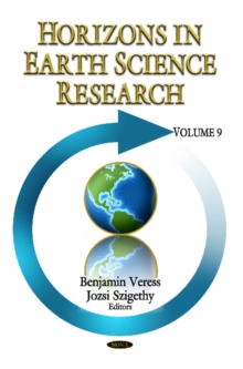 Horizons in Earth Science Research : Volume 9, Hardback Book