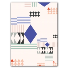 Asymmetrical Collection Notecards, Cards Book