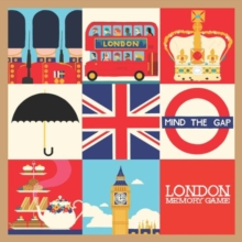 London Memory Game, Kit Book