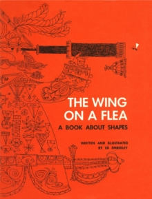 Wing on a Flea : A Book About Shapes, Hardback Book