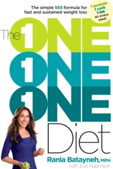 The One One One Diet, Hardback Book