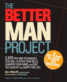 The Better Man Project, Hardback Book