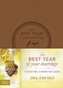The Best Year of Your Marriage, Leather / fine binding Book