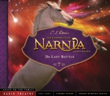 The Last Battle, CD-Audio Book