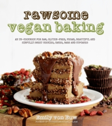 Rawsome Vegan Baking, Paperback Book