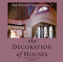 The Decoration of Houses, eAudiobook MP3 eaudioBook