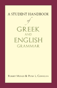 A Student Handbook of Greek and English Grammar, Paperback / softback Book