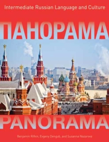 Panorama : Intermediate Russian Language and Culture, Student's Edition, Paperback / softback Book