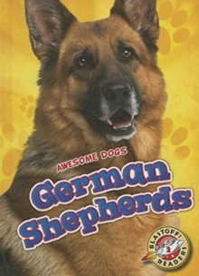 German Shepherds, Hardback Book