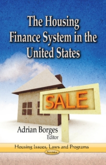 Housing Finance System in the United States, Paperback / softback Book