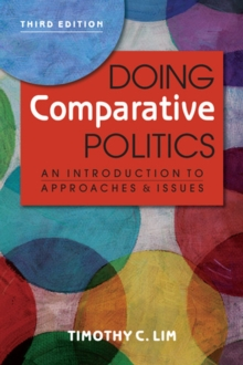Doing Comparative Politics : An Introduction to Approaches & Issues, Paperback / softback Book