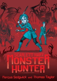Scarlett Hart : Monster Hunter, Paperback Book