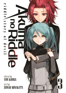 Akuma No Riddle : Riddle Story of Devil Vol. 3, Paperback / softback Book