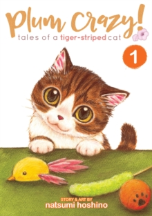 Plum Crazy! Tales of a Tiger-Striped Cat : Vol. 1, Paperback / softback Book
