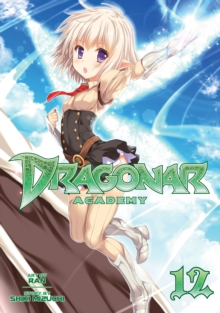 Dragonar Academy : Vol. 12, Paperback Book