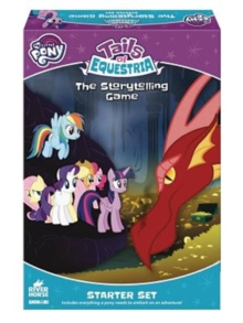 TAILS OF EQUESTRIA STARTER SET MY LITTLE, Paperback Book
